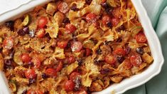 Feel good about dinner with our latest and greatest recipes that weigh in at 400 calories or less per serving! Casserole Recipes, Pasta Recipes, Chicken Recipes, Cooking Recipes, Ramen Recipes, Crockpot Recipes, Spinach Casserole, Dinner Recipes, Lasagna Recipes