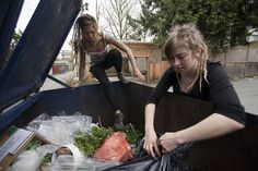 Scavenging for goods - Are You A Scavenger?