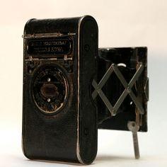 Antique Vest pocket Autographic 127 film camera 1915-1926