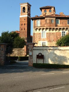 Castello di Sandigliano, Biellese - Italy Piemonte