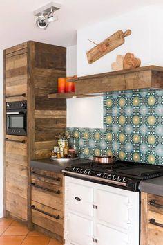 Florida Keys, Brick, Modern Design, Sweet Home, Kitchen Cabinets, House Design, Doors, Inspireren, Home Decor