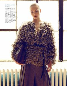 visual optimism; fashion editorials, shows, campaigns & more!: roxanne sanderson by tiago molinos for spur october 2014