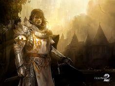 Guild Wars game art