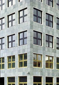 Dorotheenhöfe, Berlin/ 1998–2001/ O.M.Ungers