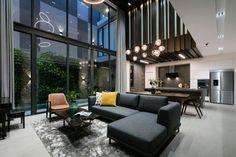 #Interior Design Haus 2018 Salons Mit Charme Und Modernem Design #Homedecor  #design #Innen Ideen #Deko #Decoration #Decoru2026 | Interior Design Haus 2018  ...