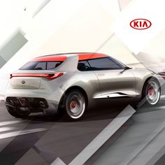 Momento fantasía. Momento Concept Car. #KIA #Provo