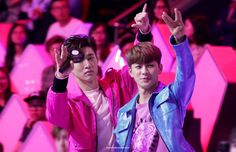 160429 B.I & Yunhyeong @ Heroes of the Remix - 160807 EP7 © KIM HANBIN BAIDU BAR | DO NOT edit. Bobby, Ikon Songs, Kim Hanbin, Love You So Much, Yg Entertainment, Kdrama, Kpop, Concert, Pictures