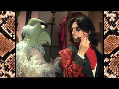 Sam The Eagle & Alice Cooper ~ Opinions ~ The Muppet Show - YouTube