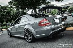 CLK63 AMG Black Series
