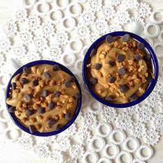 Coentros & Rabanetes: Mousse de café e caramelo | Coffee caramel mousse