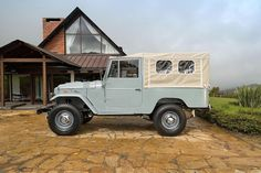 Auction Block: 1971 Toyota Land Cruiser FJ43