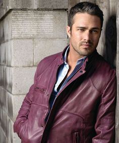 Taylor Kinney for Men's Book Magazine | Tom & Lorenzo