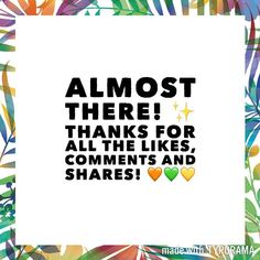 Thank you all so much for helping me to climb towards my first 100 followers. ✨  I've got one more giveaway item  to share with you tomorrow, then I'll start adding all your names into a spreadsheet, in anticipation of the draw! ♀️  Full rules will be issued on a special giveaway post, so watch this space! ✨