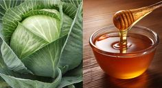 Como curar a tosse persistente com apenas uma folha de repolho e mel - http://www.receitasparatodososgostos.net/2016/11/04/como-curar-a-tosse-persistente-com-apenas-uma-folha-de-repolho-e-mel/