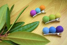 Hair Clips, Tropical, Hair Accessories, Party, Fun, Crafts, Classroom, Craft Ideas, Places