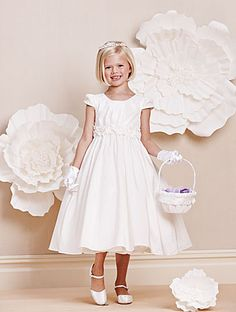 7d90a8eeff3 Alfred Angelo Flower Girl Dresses - Style 6674 Alfred Angelo Flower Girl  Dresses