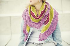 Ravelry: Project Gallery for Ennui pattern by Justyna Lorkowska