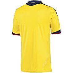 22e4e8ae5a9 adidas - Camiseta de la Selección Colombia para Hombre FCF