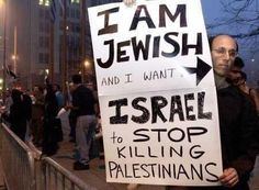 Israeliani contro il genocidio palestinese