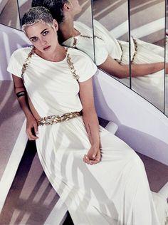 Tumblr Kristen Stewart for Harpers Bazaar