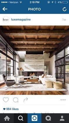Smaller living area