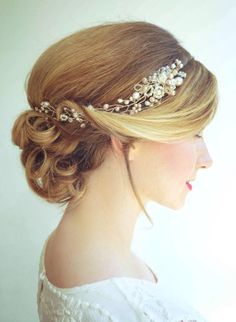 updo, hairpiece