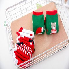 Naladoo 6 Pairs Kids Socks Cute Animal Christmas Casual Socks Santa Socks For Kids Girls Boys Baby Toddler 35 Years Old Red ** Click picture for even more information. (This is an affiliate link). Baby Girl Socks, Girls Socks, Baby Boy, Santa Socks, Kids Girls, Boys, Christmas Stockings, Cute Babies, Cute Animals