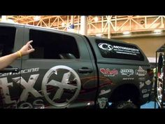 Britt Myers talks about his new ATX Toyota Tundra By CS Motorsports Toyota Tundra, Truck Camper, Pick Up, Trucks, Masters, Bass, Awesome, Truck, Master's Degree