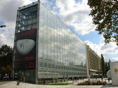 Instituto del Mundo Arabe ( Jean Nouvell Arch )