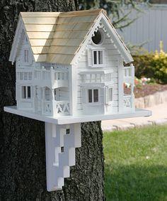 Sleepy Hollow Cottage Birdhouse