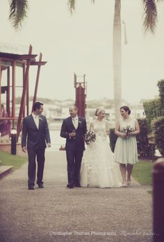 Brisbane Wedding Photographer Eves On The River Christopher Thomas Photography