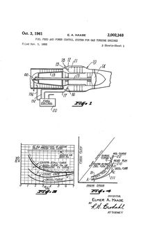 155 best patents for prime movers images gas turbine, controlpatent us3002348 fuel feed and power control system for gas turbine engines google patents