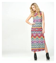 Love this maxi dress. On sale too, tempting
