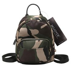 Cheap camouflage rucksack, Buy Quality women backpack directly from China backpack female Suppliers: Women Backpack Waterproof Nylon Lady Women's Backpack Female Casual Travel Bags Mochila Feminina School Bags Camouflage Rucksack Women's Mini Backpack, Rucksack Backpack, Girls Rucksack, Ladies Backpack, Backpack 2017, Small Backpack, Travel Backpack, Nylons, Cute Mini Backpacks