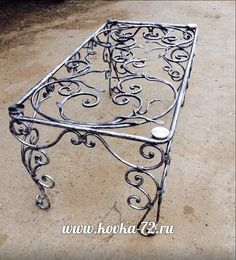 Iron Furniture, Steel Furniture, Metal Projects, Welding Projects, Metal Bending, Blacksmith Projects, Iron Table, Iron Art, Blacksmithing