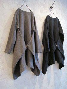 Looks so comfortable . Fashion Moda, Look Fashion, Womens Fashion, Fashion Design, Mode Inspiration, Mode Style, Sewing Clothes, Refashion, Dressmaking