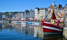 Haven in Honfleur