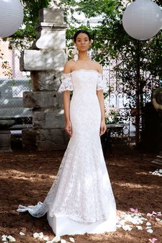Lela Rose Bridal Fal