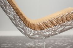 Shapes of Sweden by Lilian van Daal, a car seat made of pinewood, has been selected as the winning project for the 2015 Volvo Design Challenge.  Read more: http://www.dexigner.com/news/28266
