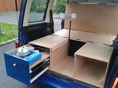 Citroen Berlingo camper Conversion Fishing Surfing Walking Festivals | eBay