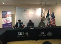 Promueve IEEM voto de mexiquenses en Estados Unidos