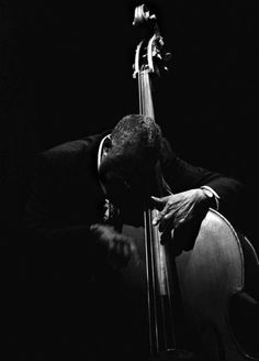 """""""Jazz is something that you have to feel. It's something that you have to live."""" - Ray Brown"""