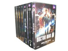 Doctor Who Seasons 1-7 DVD Box Set online resources. view more by click link.