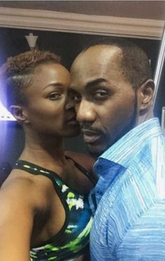 Welcome to Ekhosuehi Frank's Blog: Eva Alordiah proposed to on stage by boyfriend Cae...