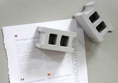 cinderblock magnets