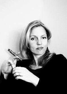 Ravageuses smoke cigars.   Jemma Freeman
