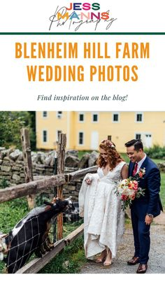 A Blenheim Hill Farrm wedding is as playful as it is beautiful. This Catskills wedding venue is a great place to get away from the city. See more Blenheim Hill Farm wedding photos on the blog! New York Wedding Venues, Farm Wedding Photos, Great Places, Blog, Inspiration, Beautiful, City, Biblical Inspiration, Blogging