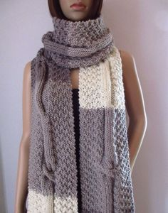 Unisex, Crochet, Fashion, Jewelry Dish, Scarves, Wool, Knitting And Crocheting, Chrochet, Moda