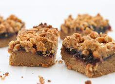 Pip & Ebby - Pip & Ebby - Peanut butter & jellybars