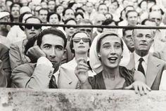 Henri Cartier Bresson, Le matador, 1954